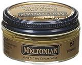 Meltonian 1.55oz Boot Shoe Polish Tan O/S
