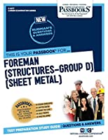 Foreman (Structures-Group D) (Sheet Metal)