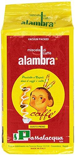 PASSALACQUA Alambra, gemahlener Kaffee , 250 g