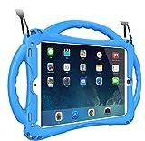 TopEsct iPad 9.7 inch Hülle Kinder, Anti-Shock Stoßfest Griff Ständer Schutzhülle für iPad...