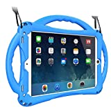 TopEsct 2018/2017 Edición iPad 9.7'/ iPad Air Funda para Niños,Shock Proof Material Silicona con...