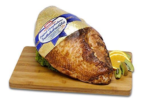 Truthahn,feines, zartes Putenfleisch, Truthahnbrustfilet am Knochen ca.2,5kg küchenfertig von Dieter Hein