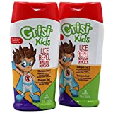 Grisi Kids Lice Repel Shampoo, Cleansing and Lice Repel Shampoo, Helps Prevent the Appearance of Lice with Quassia...