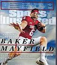 Best sports illustrated cover baker Reviews