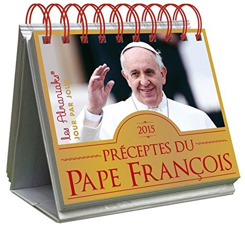Almaniak Préceptes du pape François 2015 PDF Books