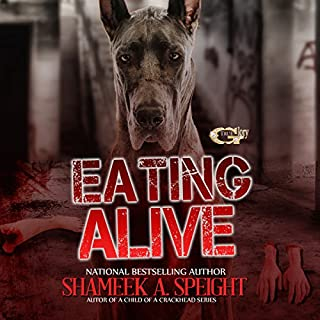Eating Alive audiobook cover art