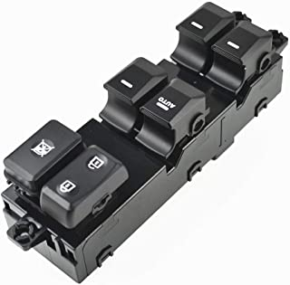 Master Power Window Switch 93570-1Y200 for Kia Morning Picanto 2011-2016