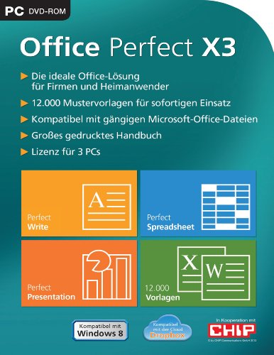 Office Perfect X3 [import allemand]