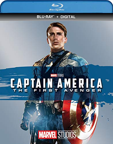 CAPTAIN AMERICA: THE FIRST AVENGER [Blu-ray]
