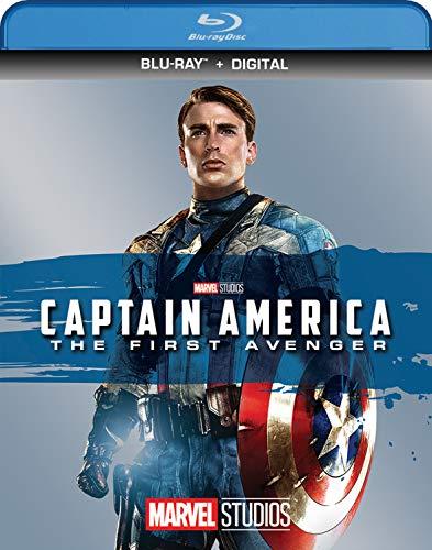 Captain America: The First Avenger [Edizione: Stati Uniti] [Italia] [Blu-ray]