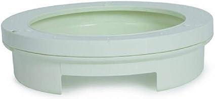 Paper/Plastic Plate Dispener- Holds 125 9 inch Plates