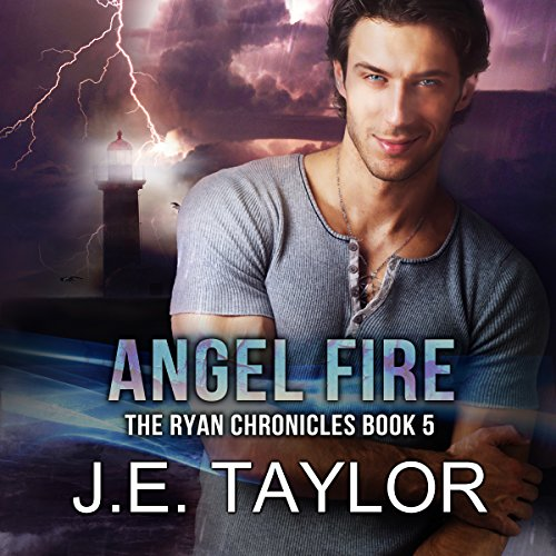 Angel Fire audiobook cover art