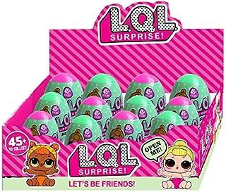 L.O.L surprise doll series 2 lil sisters 12 dolls