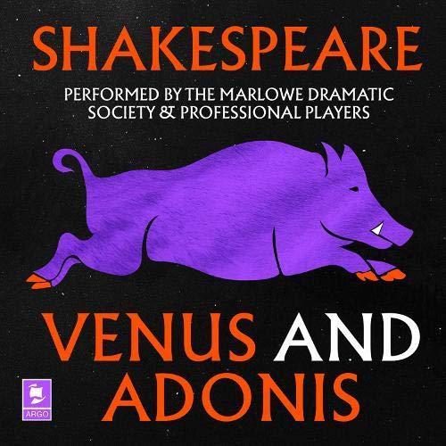 Venus and Adonis cover art