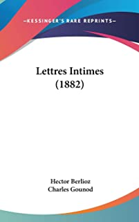 Lettres Intimes (1882)