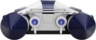 Ruedas de botadura SUPROD HD200, acero inoxidable A4 (A (gris/azul))