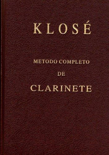 METODO COMPLETO DE CLARINETE