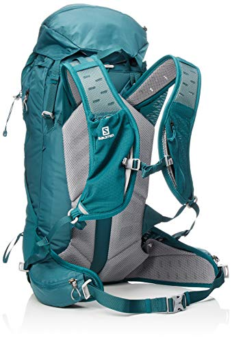 Salomon OUT NIGHT 30+5 Mochila, capacidad 35 L, Unisex adulto 1