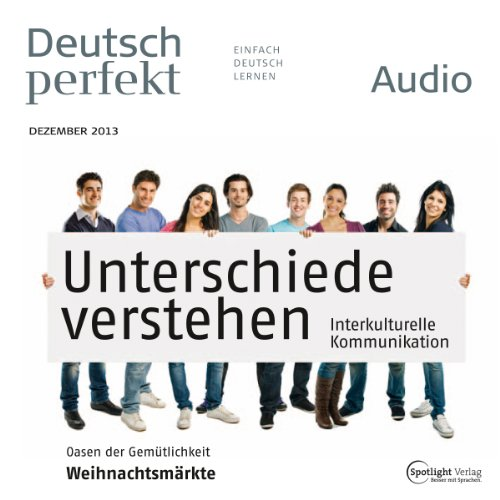 Deutsch perfekt Audio. 12/2013 cover art