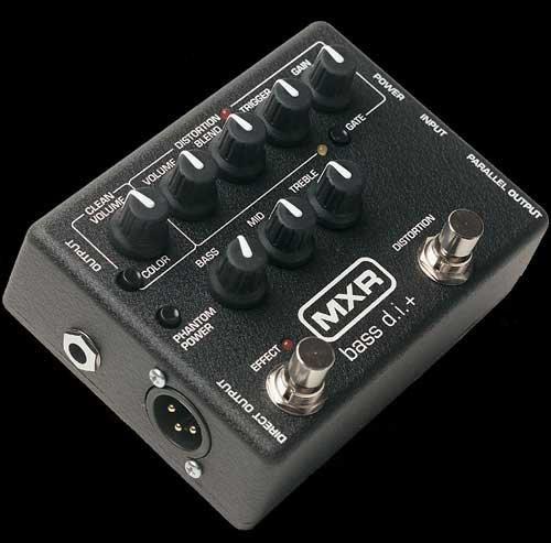 MXR M80 - Preamplificador bajo D.I +