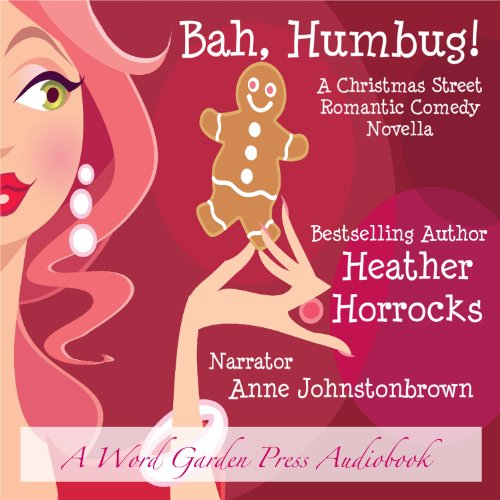 Bah, Humbug! audiobook cover art
