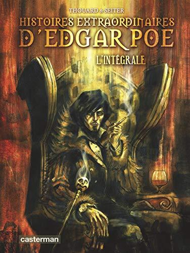 Histoires extraordinaires d'Edgar Poe, Intégrale :