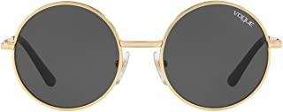 Vogue Women's Special Collection By Gigi Hadid Vo4085S Round Metal Sunglasses