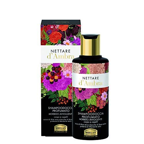 Helan NETTARE D'AMBRA Shampooing douche parfumé 200 ml