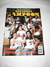 National Lampoon Oct 1990 Back to School Special Underachiever Issue Gottfried