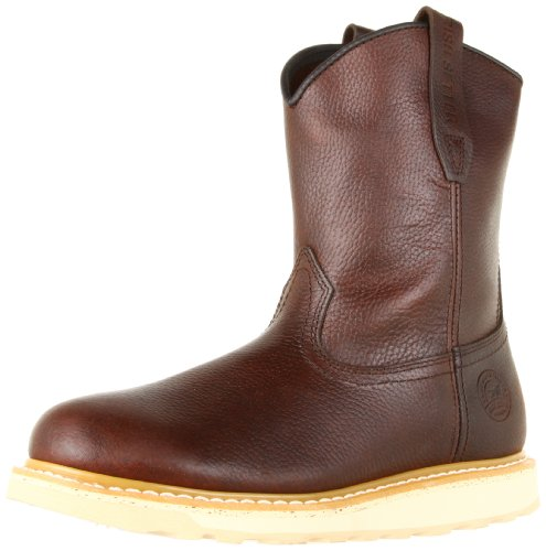 Irish Setter Men's 83909 Wellington Work Boot,Brown,9 D US