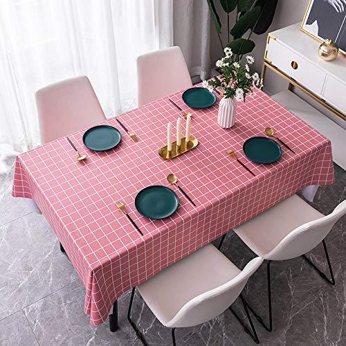Ahuike - Partytischdecken in Rose, Größe 138×180cm