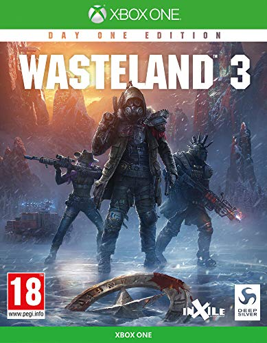 Wasteland 3 : Day One Edition pour Xbox One - Xbox One [Edizione: Francia]