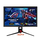 ASUS ROG XG27UQ - Ecran PC gaming DSC 27' 4K - Dalle IPS - 144Hz - 1ms - 3840x2160 - 400cd/m² - 2x HDMI, 2x Display Port et 2x USB- Nvidia G-Sync - Display HDR 400 - Display Stream Compression