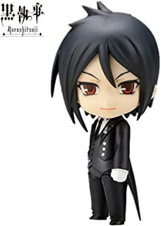 Quner-Propel PVC Anime Action Figure Surrounding Clay Q Version face Changing Model Birthday Gift Collection 1