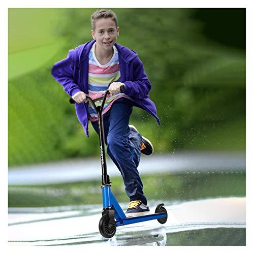 YF-Mirror Trick Scooter para niños de 6 años en adelante, Aluminio Pro Stunt Scooter de Nivel de Entrada Freestyle para Principiantes, niños, niñas y Adolescentes