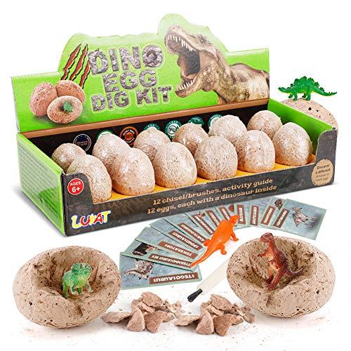 Dig a Dozen Dino Eggs Kit