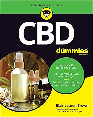 CBD For Dummies (English Edition)