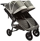Baby Jogger City Mini GT Double Stroller - 2016 | Baby Stroller with All-Terrain Tires | Quick Fold...