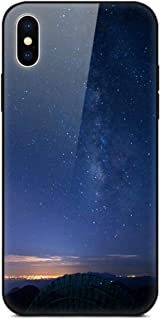 iPhone Xs Max Case, Cell Phone Case [Military Drop Test Certified] Protective Clear Case Series for Apple iPhone Xs Max-Stars