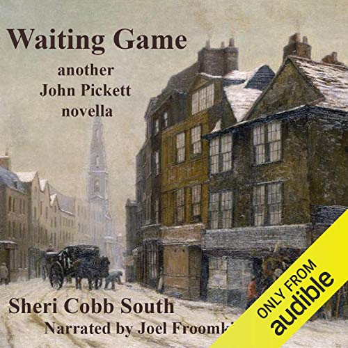 Waiting Game: Another John Pickett Novella Titelbild