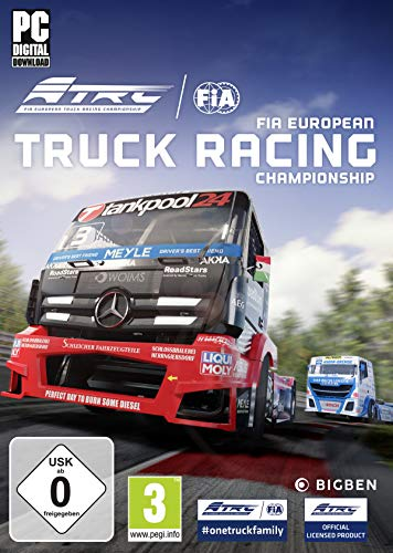 FIA European Truck Racing Championship [PC]