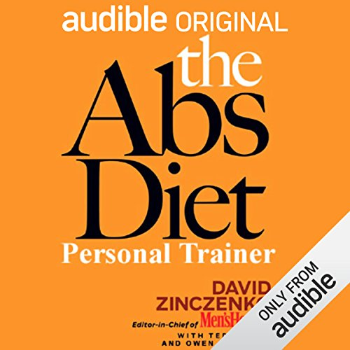 The Abs Diet Personal Trainer audiobook cover art