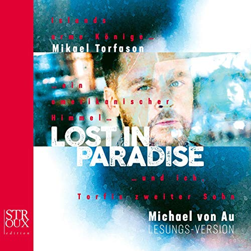 Lost in paradise (German edition) cover art