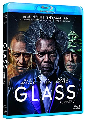 Glass [Blu-ray] James McAvoy