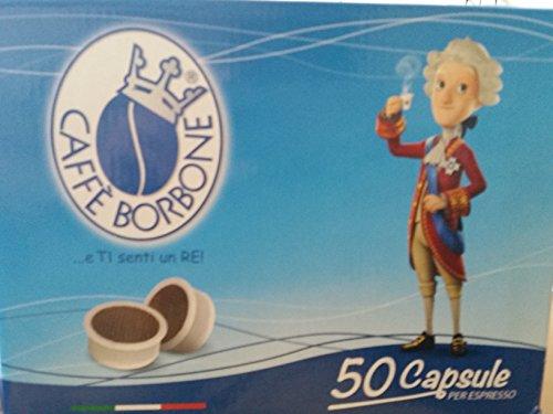 50 capsule Borbone MISCELA BLU -COMPATIBILE ESPRESSO POINT-