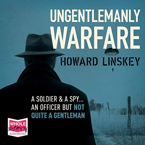 Ungentlemanly Warfare audiobook cover art
