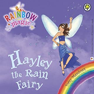 Rainbow Magic - The Weather Fairies: Hayley the Rain Fairy cover art