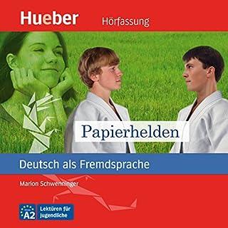 Papierhelden (Deutsch als Fremdsprache) Titelbild