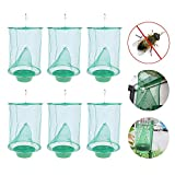Ranch Fly Trap, FOONEE 2019 New Upgrade Most Effective Insects Trap Food Bait