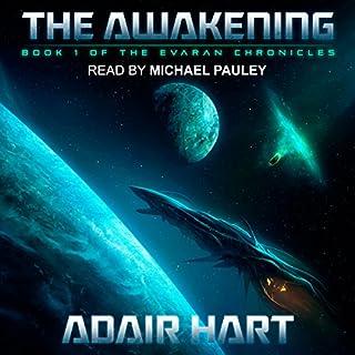 The Awakening audiobook cover art